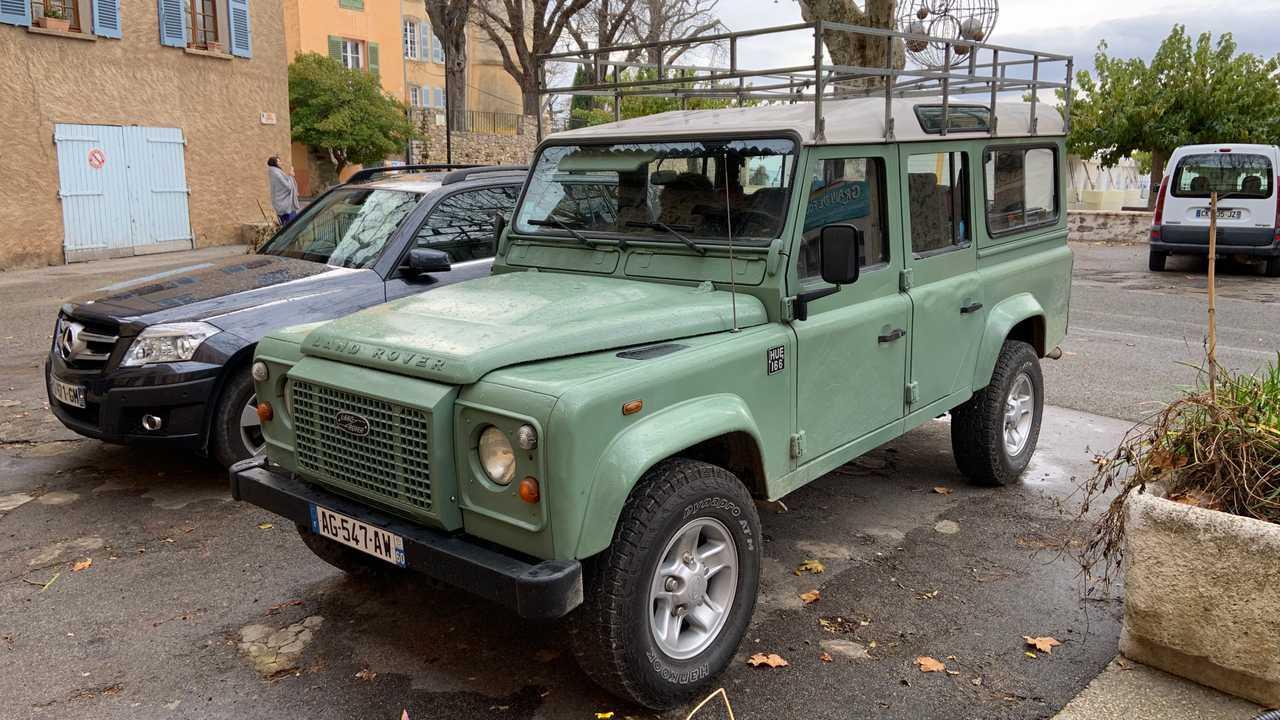 Land Rover Defender 110 Heritage