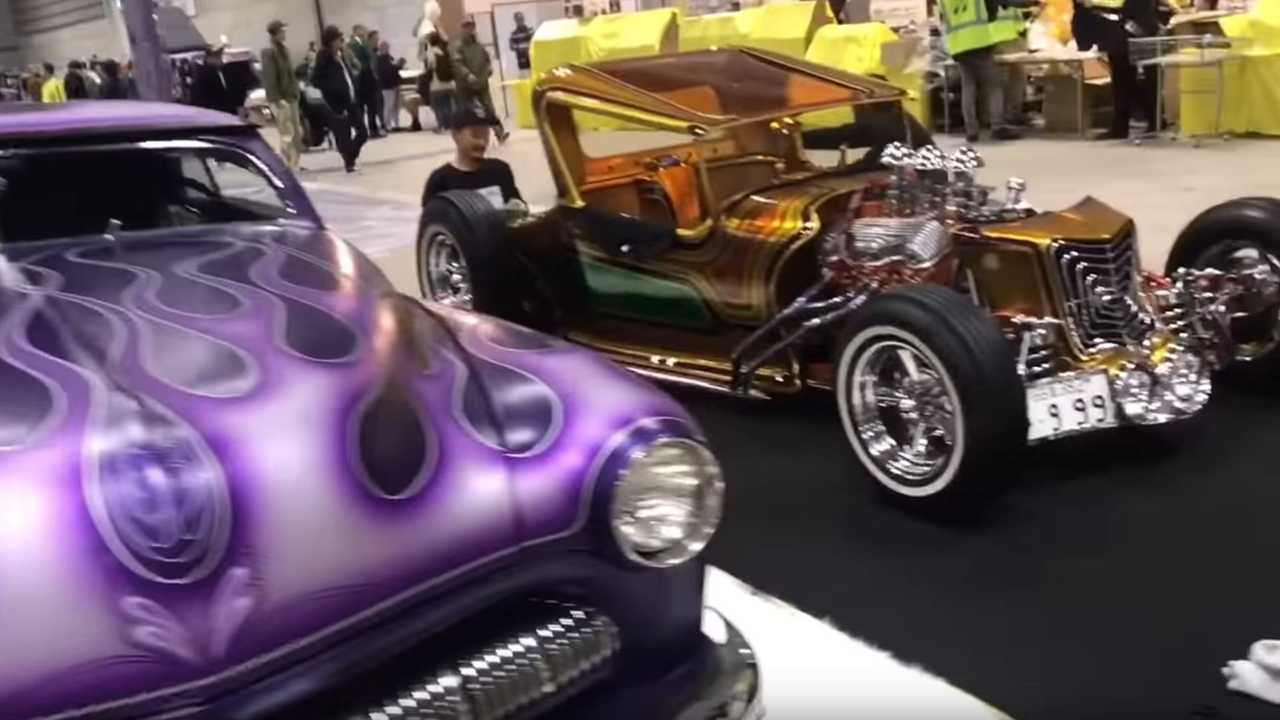 See A Hot Rod Show In Japan