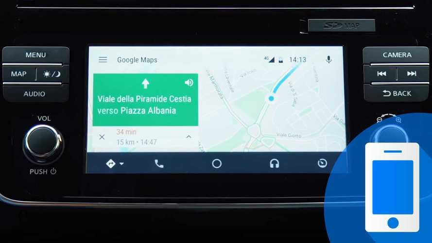 Come utilizzare la navigazione passo-passo in auto con Google Maps