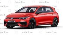 VW Golf 8 GTI debütiert auf dem Genfer Autosalon 2020