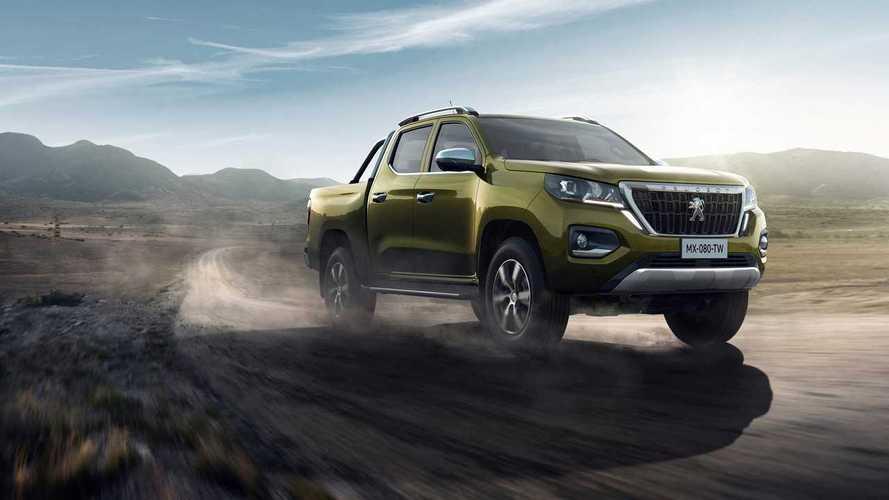 Peugeot Landtrek: revelada a mais nova rival da Toyota Hilux