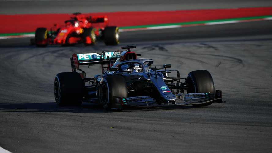 Live - Suivez les essais F1 de Barcelone en direct