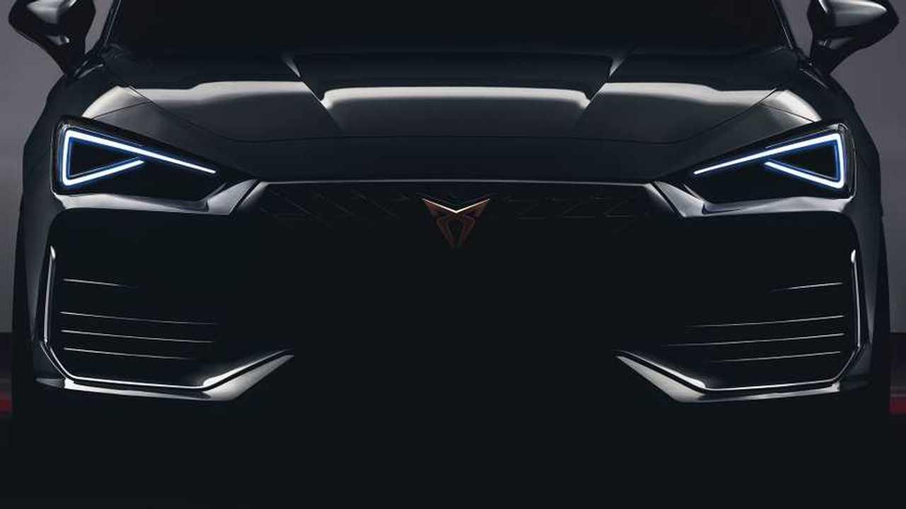 SEAT Cupra Leon teaser