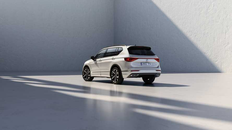 SEAT Tarraco'nun FR paketi Avrupa'da satışa sunuldu