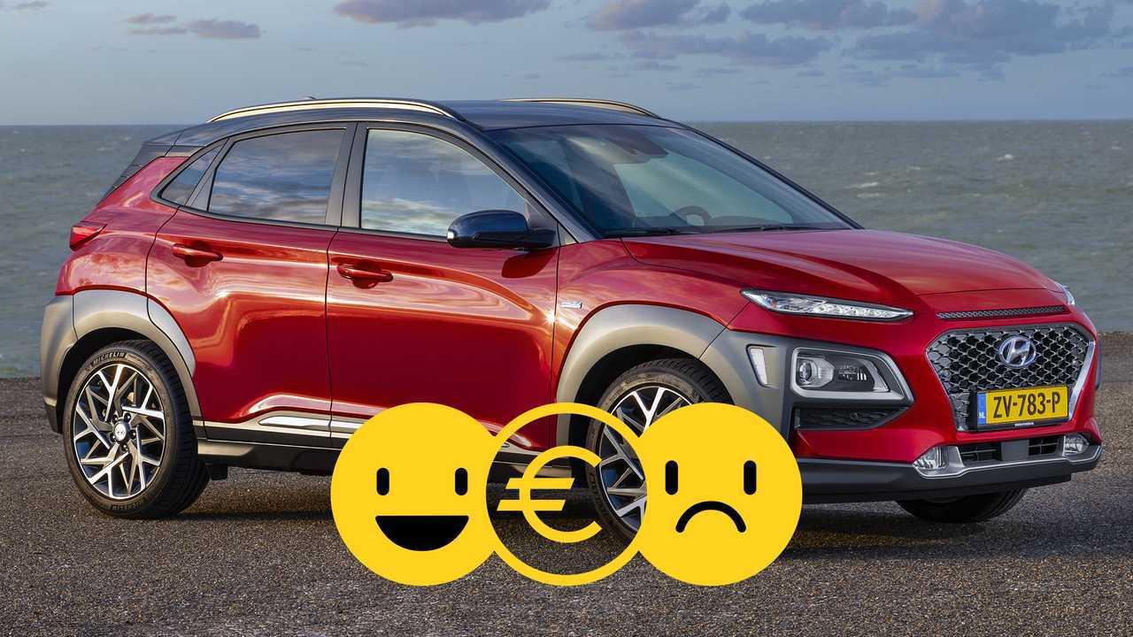 Promozione Hyundai Kona Hybrid Febbraio 2020