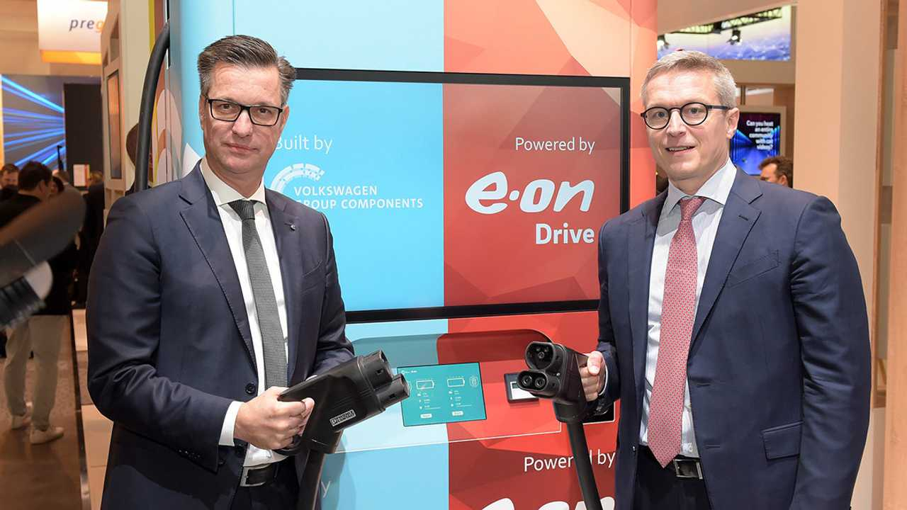E.ON and Volkswagen Group Components partners on fast charging