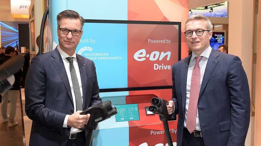 E.ON And Volkswagen Aim To Make Fast Charging Possible Everywhere