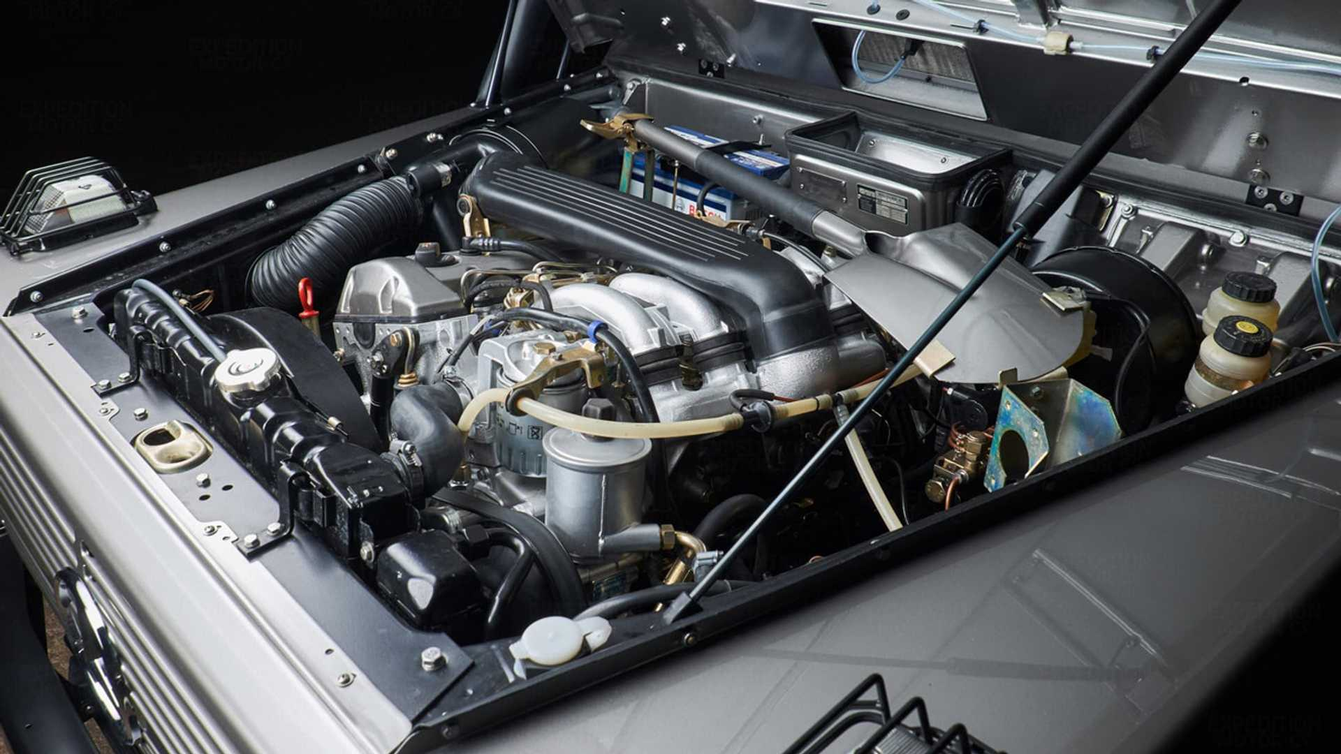 "[""Mil-Spec G-Wagen Transformed Into Bespoke Off-Roader""]"