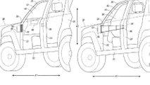 Ford Bronco Door Patent