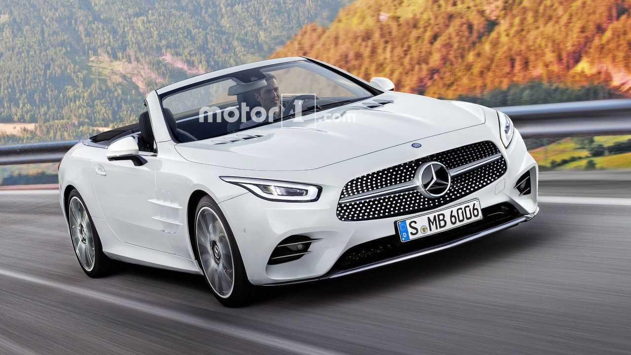 2021 Mercedes-Benz SL