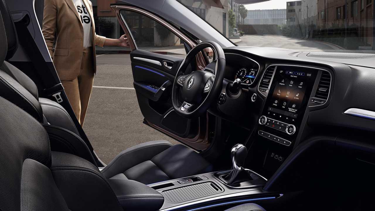 2020 Renault Megane facelift