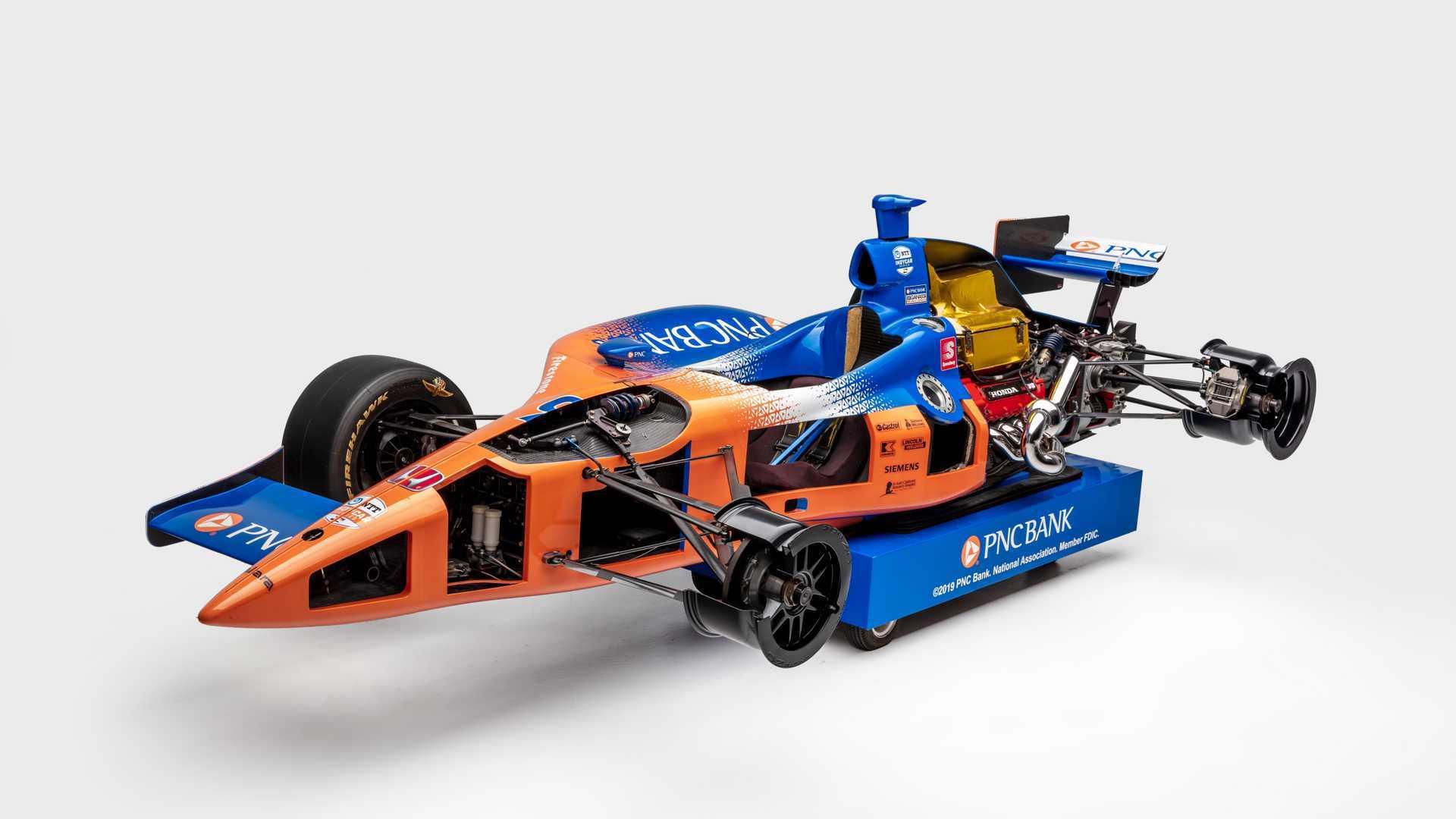 """[""""Petersen Automotive Museum Opening Chip Ganassi Racing Exhibit""""]"""