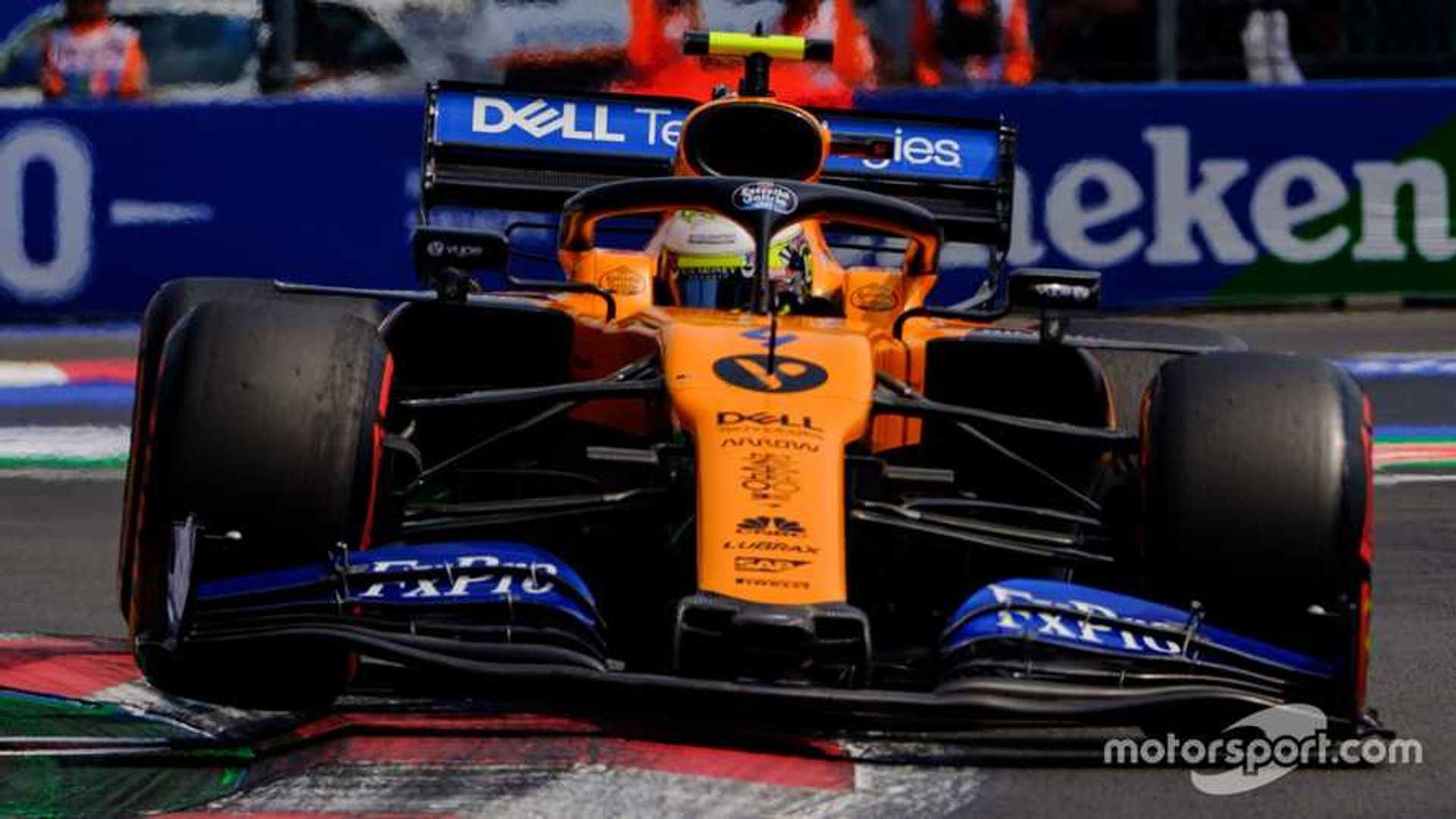 McLaren not expecting 2019-style 'huge step' in 2020