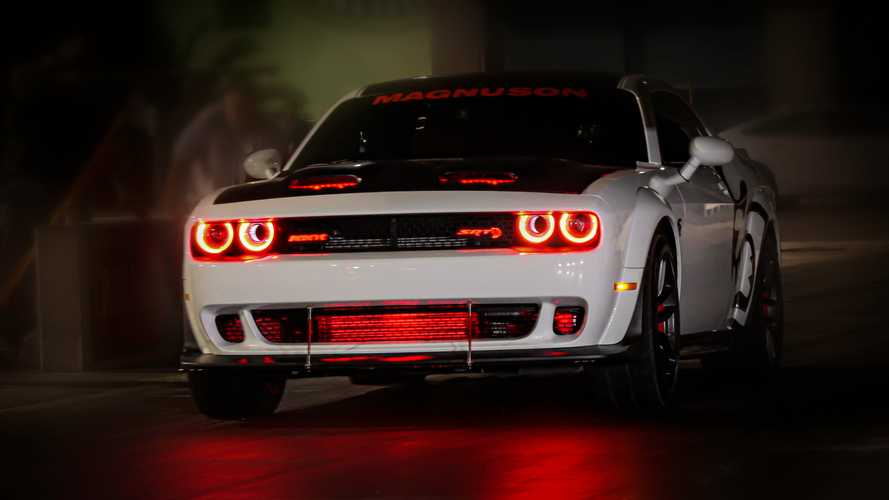 Time's Almost Up To Enter To Win This 1,000-HP Challenger Hellcat Redeye