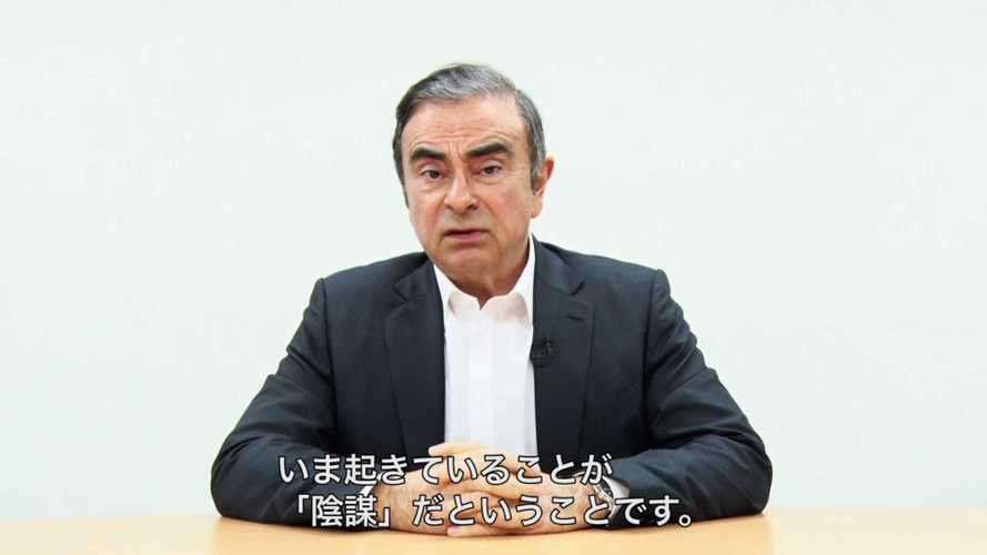 Carlos Ghosn Calls Upon The Press To Defend Himself In Beirut
