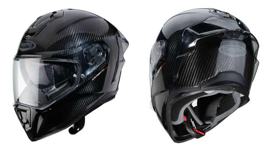 Caberg Drift Evo Carbon Pro, il casco per i viaggiatori più sportivi