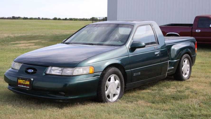 One-Off 1994 Ford Taurus SHO Truck