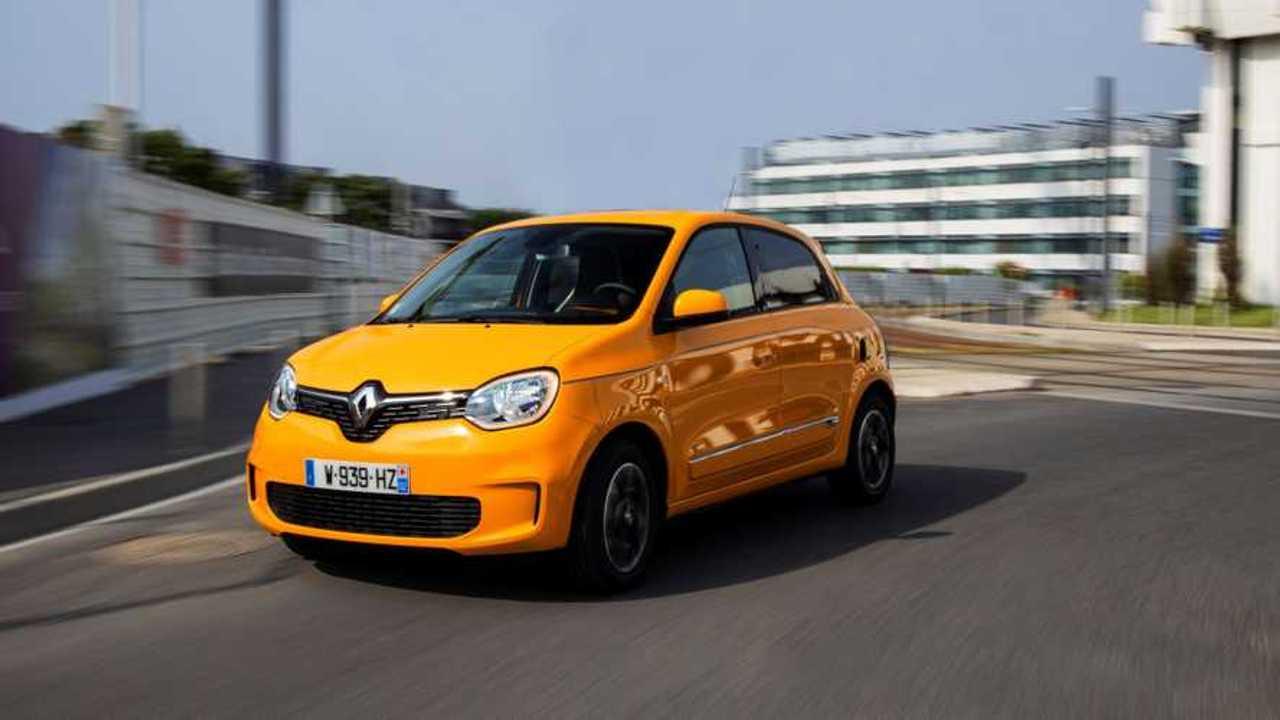 Renault Twingo (ICE)