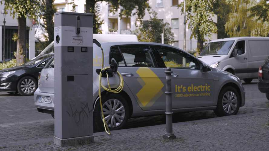 Il car sharing elettrico di Volkswagen arriva a Milano