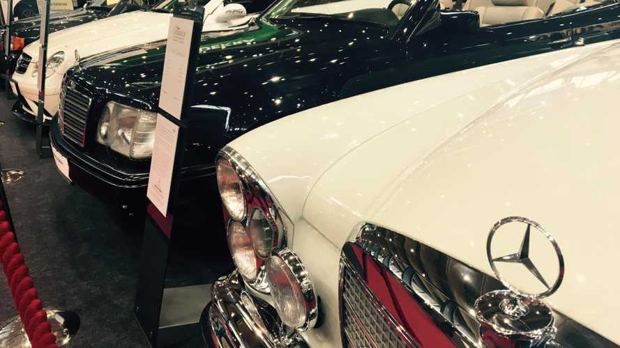 Why you want to visit Stuttgart's Retro Classics 2018