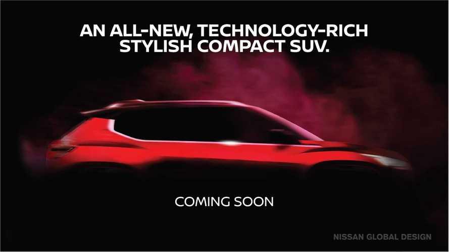 Японцы зарегистрировали в России кроссовер меньше Nissan Juke