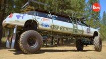 Absurde Lincoln Monster Truck Limo: Zu viel ist nicht genug
