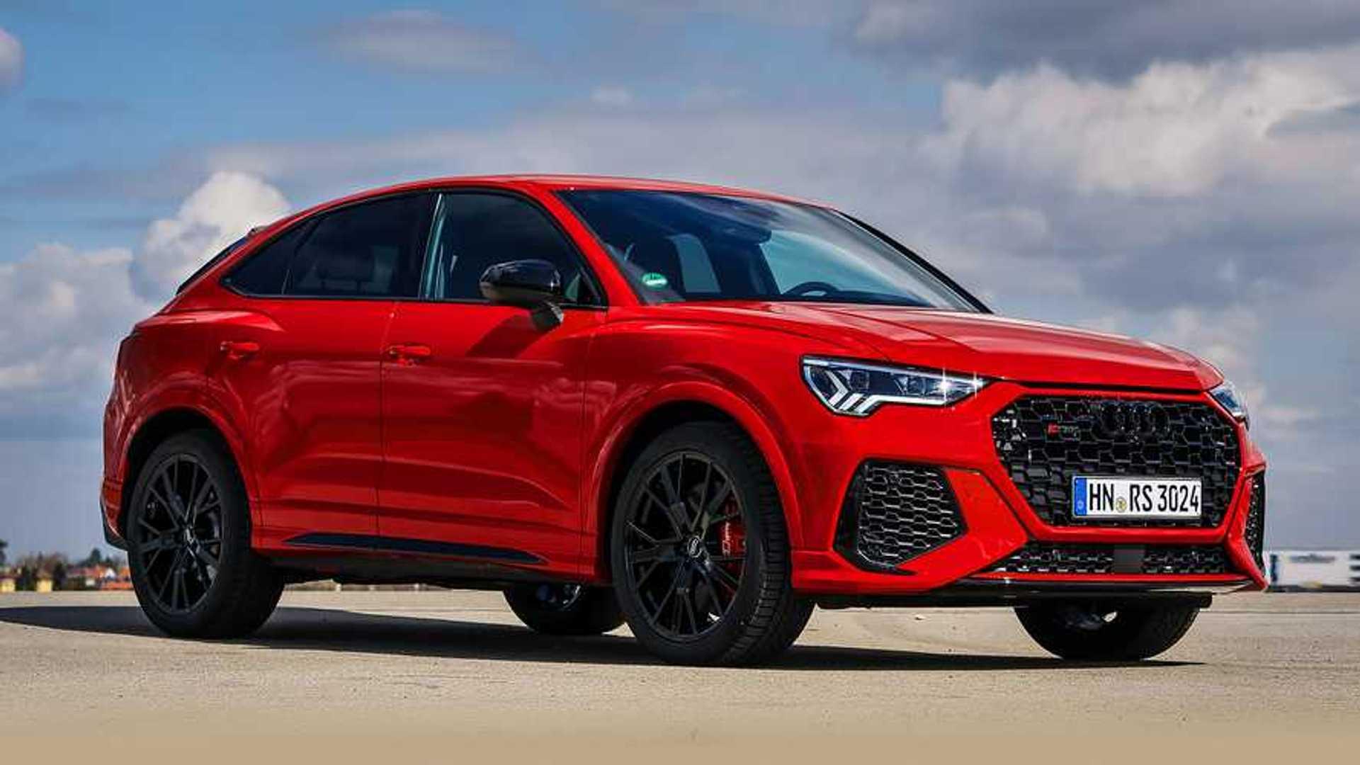 Audi Rs Q3 Sportback 2020 Es Suficiente Ser Muy Rapido