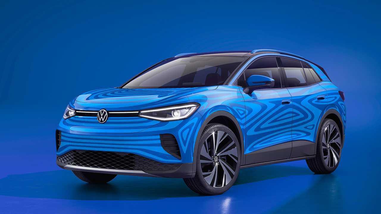 Die Elektro-Zukunft von VW: VW ID.4