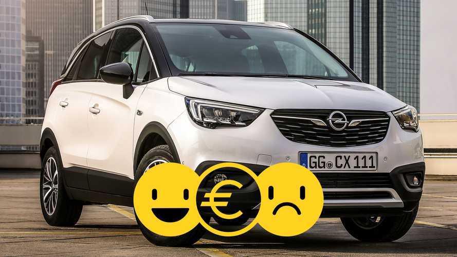 Promozione Opel Crossland X Febbraio 2020