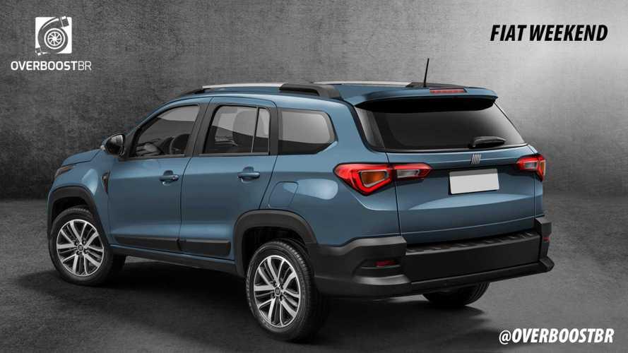 Nova Fiat Weekend: como seria a perua em seu retorno ao mercado?