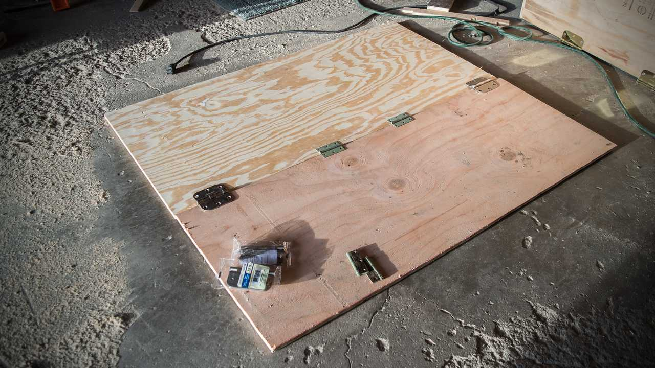 Table Top Assembly
