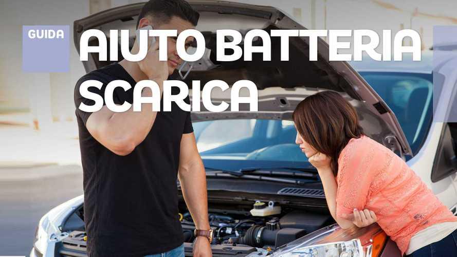 Batteria auto scarica, c'è bisogno di aiuto? Ecco chi chiamare e quanto costa