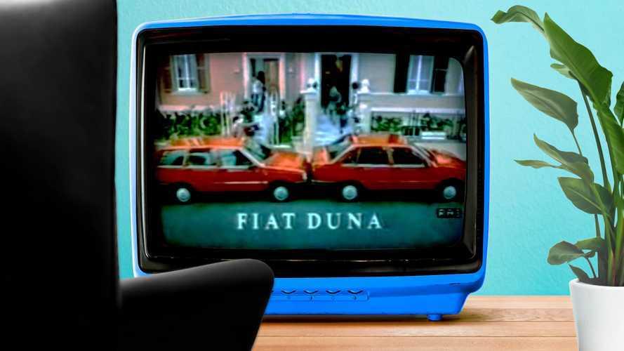 Spot pubblicitari dimenticati, quello della Fiat Duna