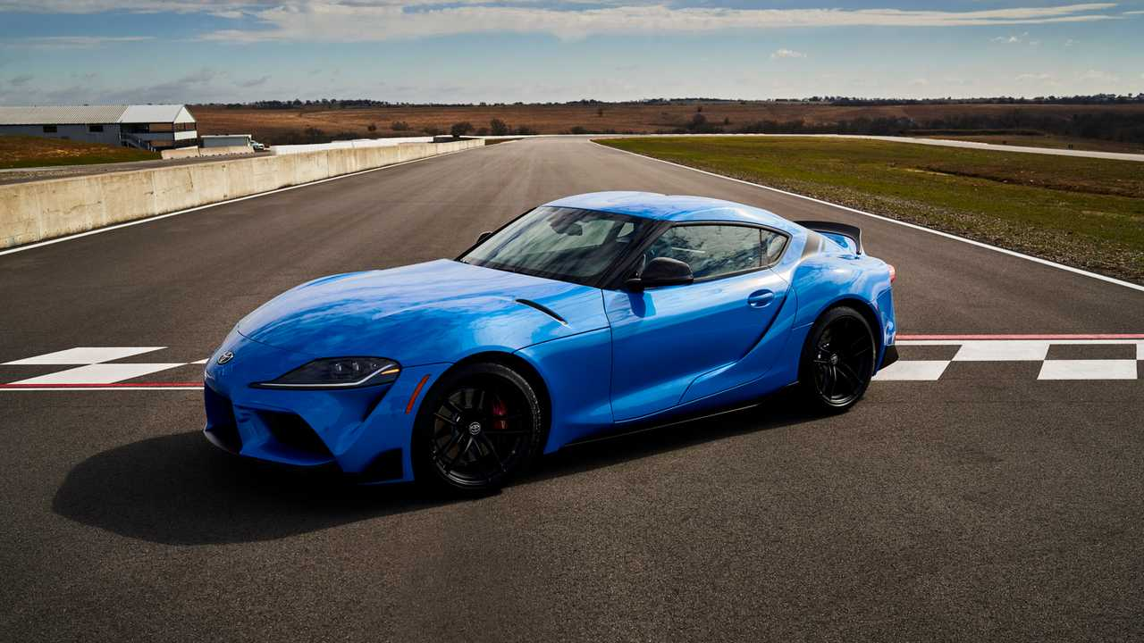 382-bhp 2021 Toyota Supra not coming to Europe due to emissions