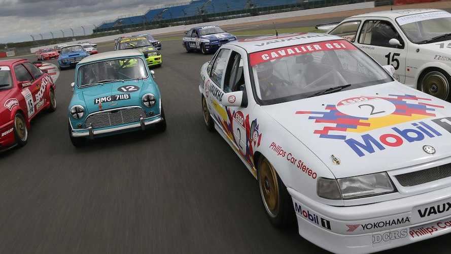 Silverstone Classic to celebrate 60 years of BTCC