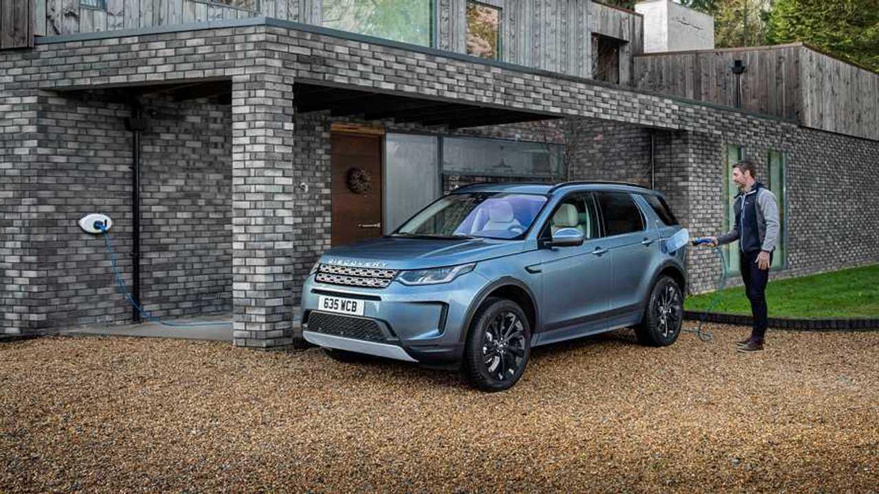 2020 Land Rover Discovery Sport P300e