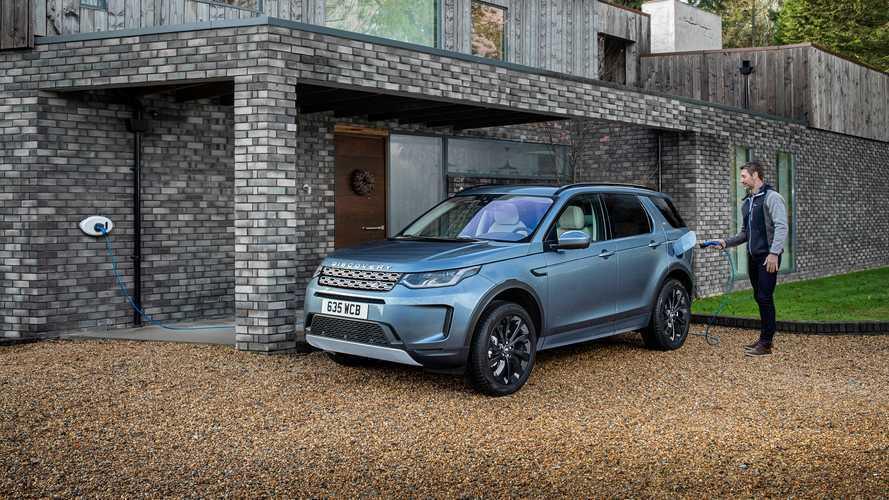 Land Rover Discovery Sport, küçük hibrit motoruyla Türkiye'de