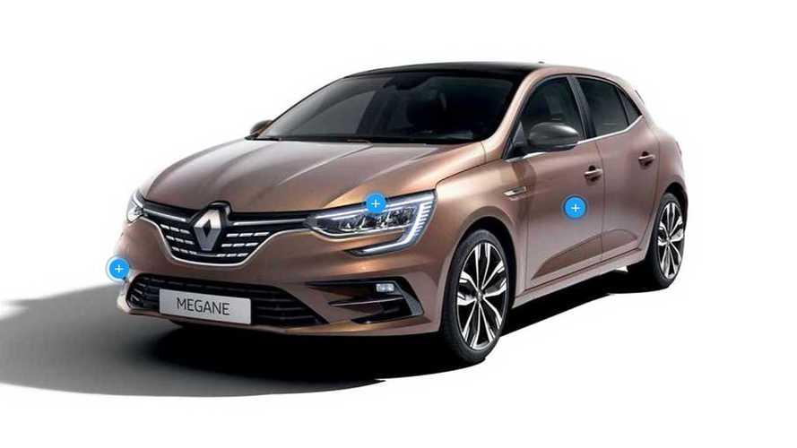 Renault Megane restyling, le novità punto punto
