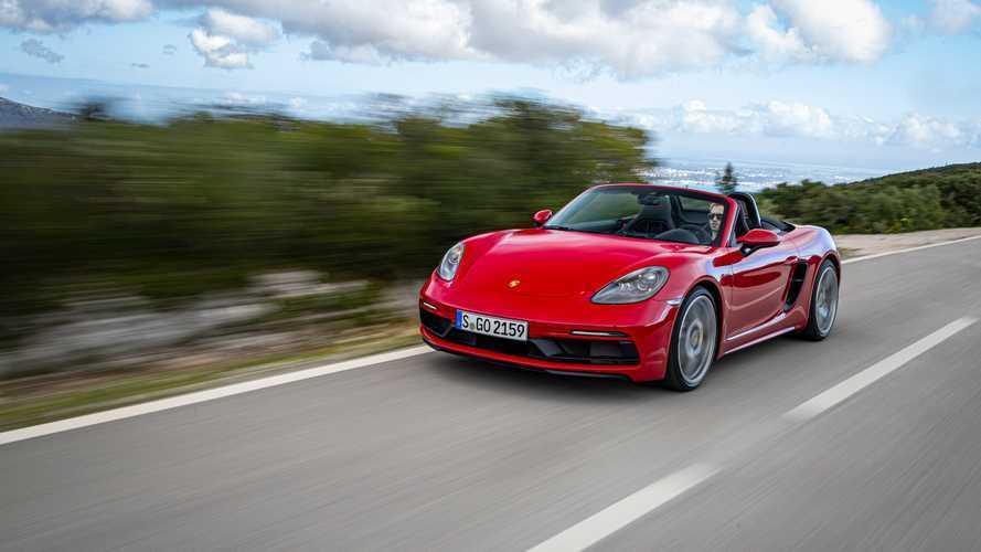 La Porsche Boxster électrique est en route