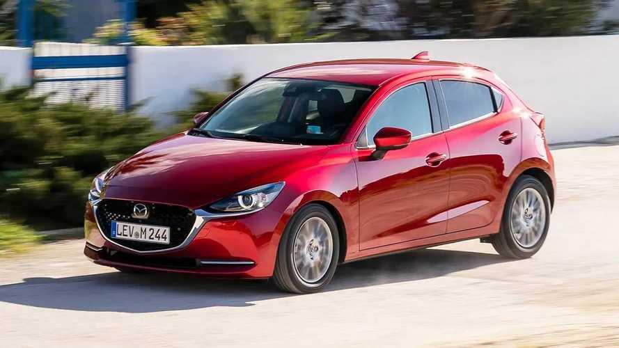Mazda2 restyling 2020