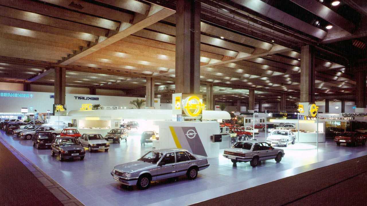 IAA-Historie: 1985
