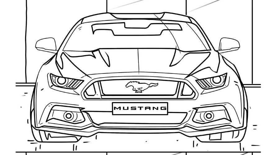 Ford Activity Book