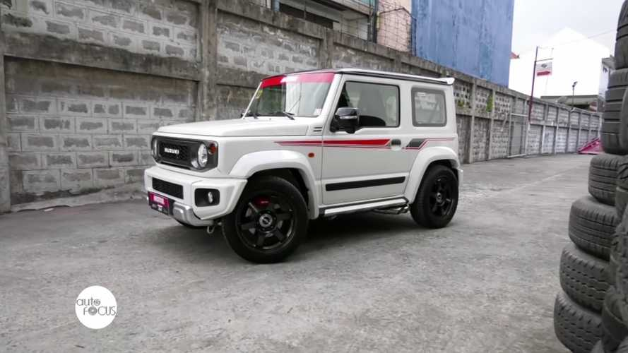 Suzuki Jimny con 200 CV