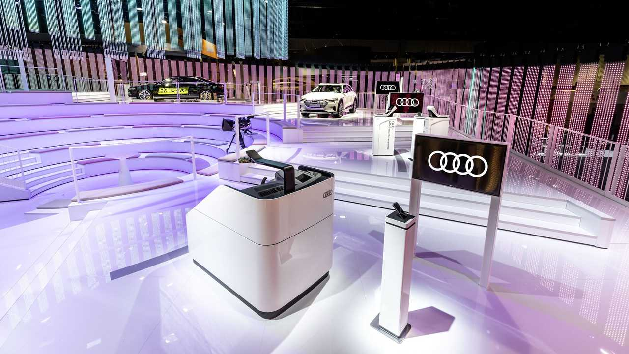 Audi: Interior Concept