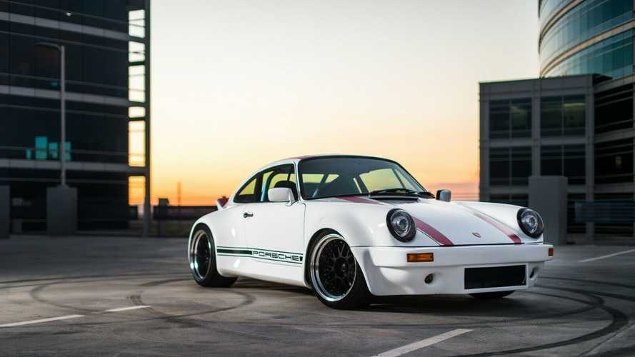 Grab A Widebody 1985 Porsche 911
