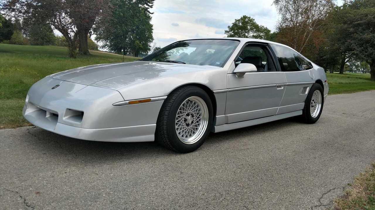 Pontiac Fiero 2+2 Concept