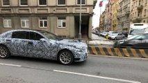 2021 Mercedes S-Class spy photos from Motor1.com reader