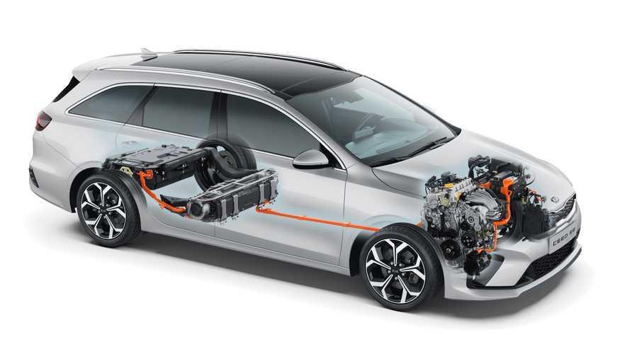 Kia Ceed Sportswagon Plug-in Hybrid kostet knapp 35.000 Euro
