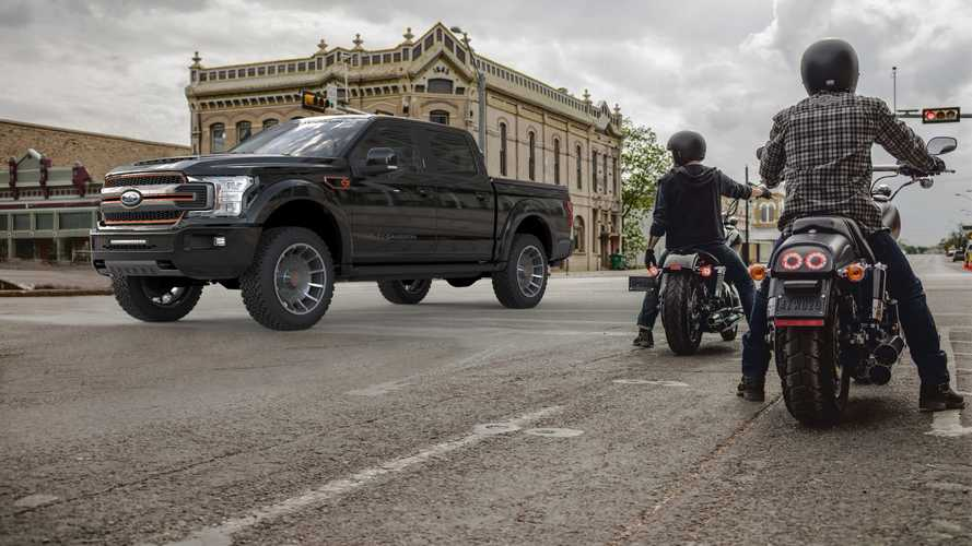 Ford F-150 Harley-Davidson arriva in Italia. E costa 122.500 euro