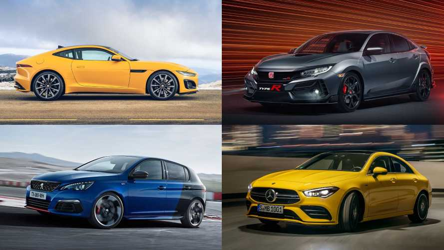 14 самых мощных бензиновых «четвёрок»: от VW до Porsche